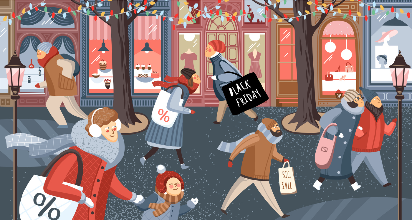 How To Convert Holiday Shoppers Into Loyal Year Round Customers