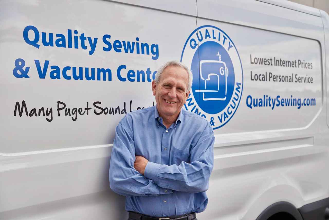 Podcast Episode 108: Paul LaPonte, Founder Quality Sewing | Finding A Way To Say Yes