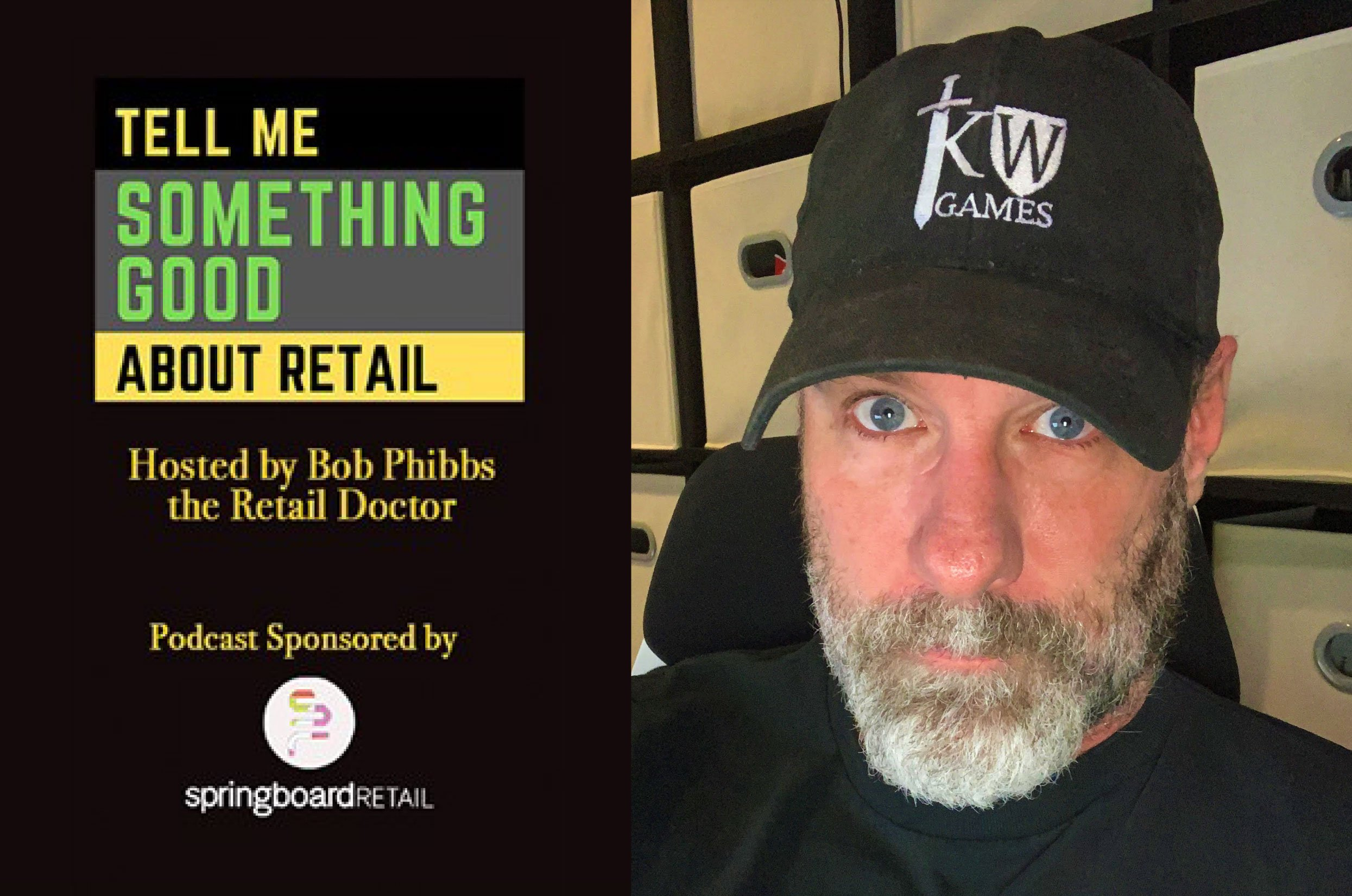 Retail Podcast 415: Paraic Mulgrew on Innovation in Specialty Games Retailing