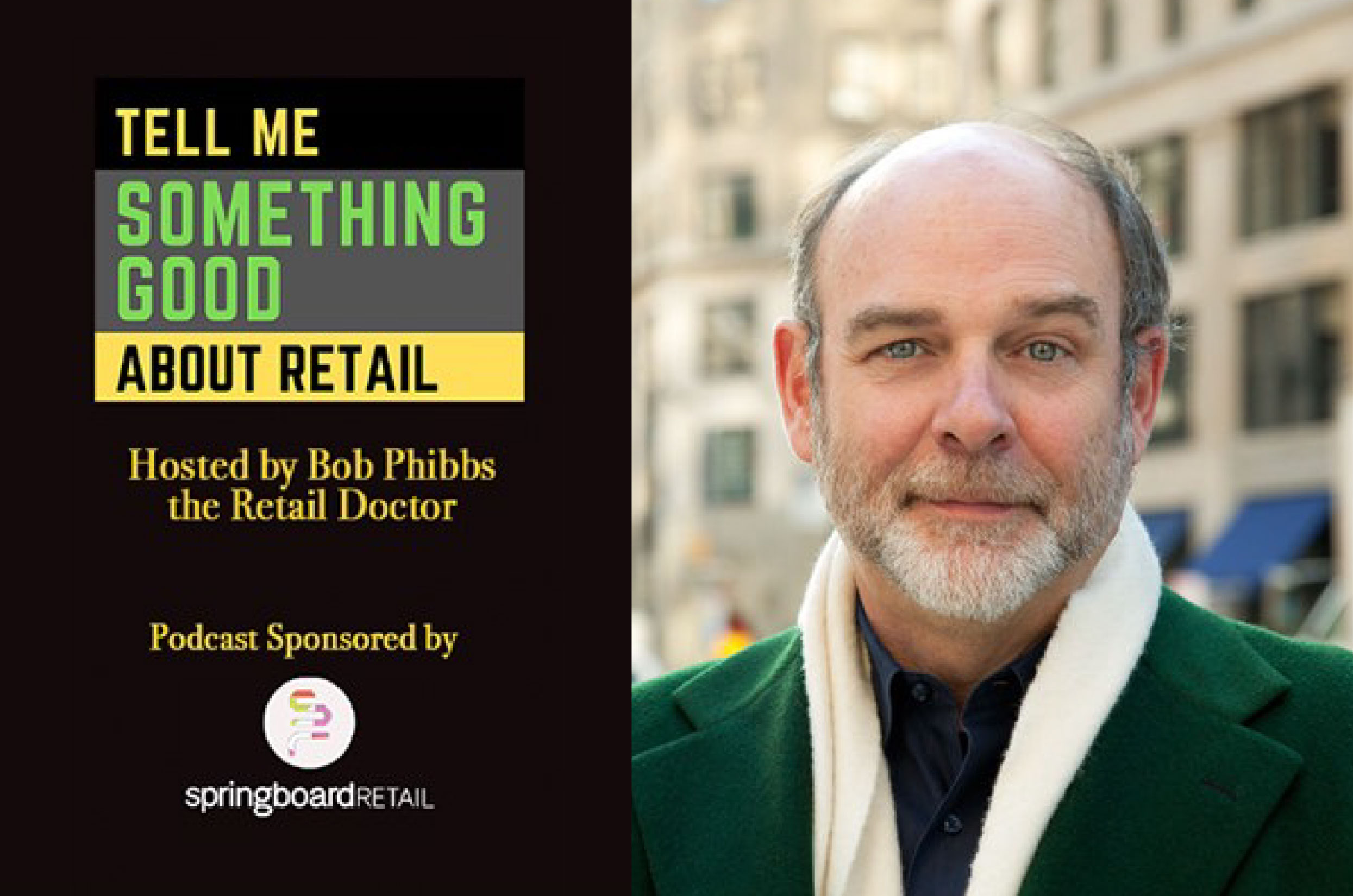 Retail Podcast 412: Paco Underhill Reinventing the Retail Experience