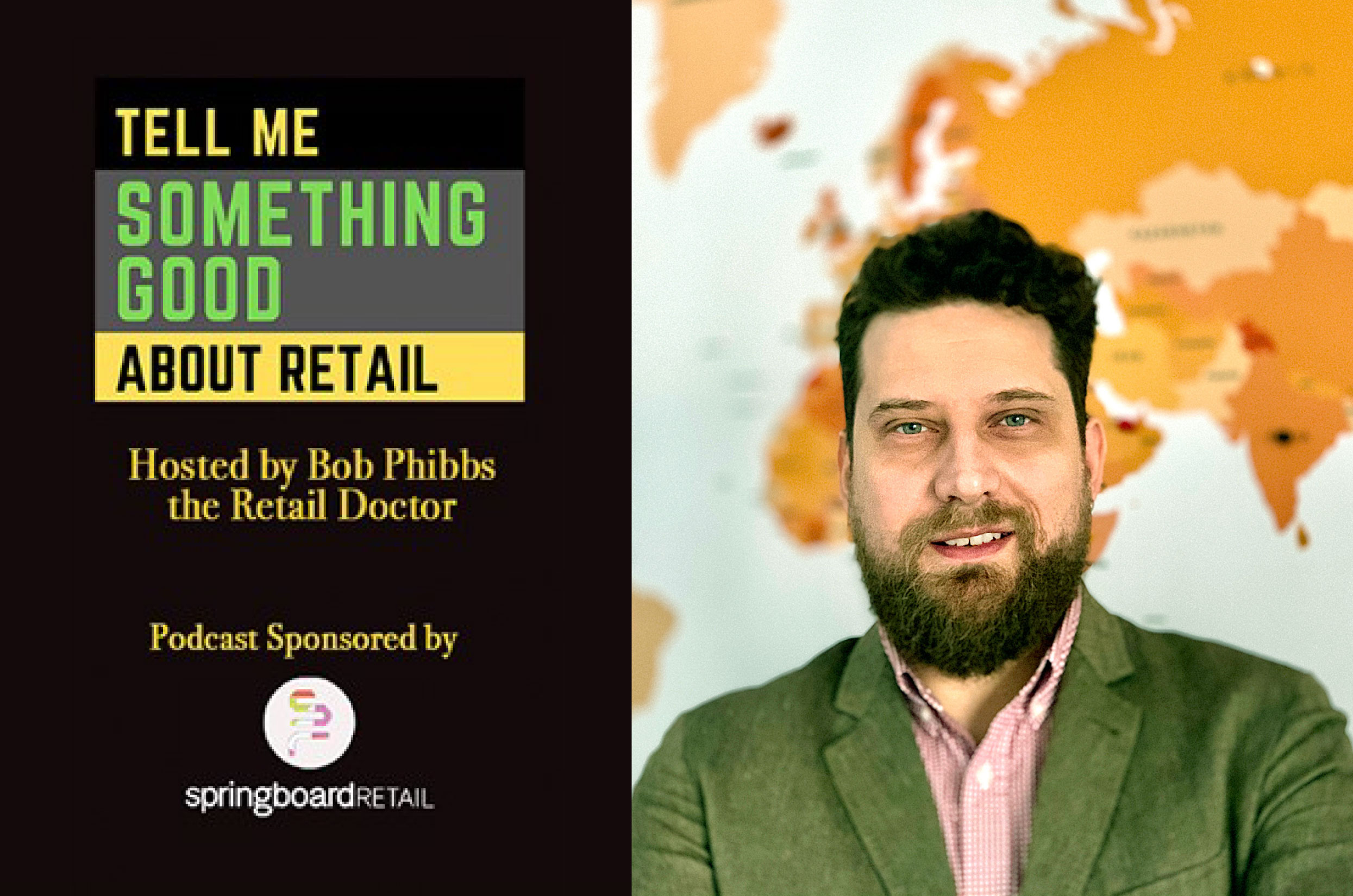 Retail Podcast 414: Ionut Vlad on Increased Brand Visibility Through Movement
