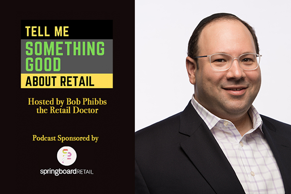Retail Podcast 407: Shlomo Chopp Bridging the e-Commerce to Retail Storefront Gap