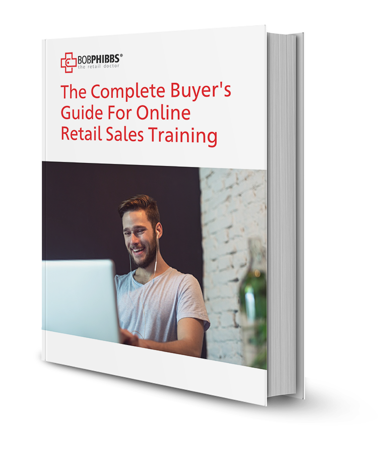 The complete buyers guide to online retail sales training