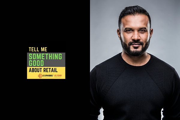 Retail Podcast 304: Dax Dasilva On Creating Change Through Diverse Minds