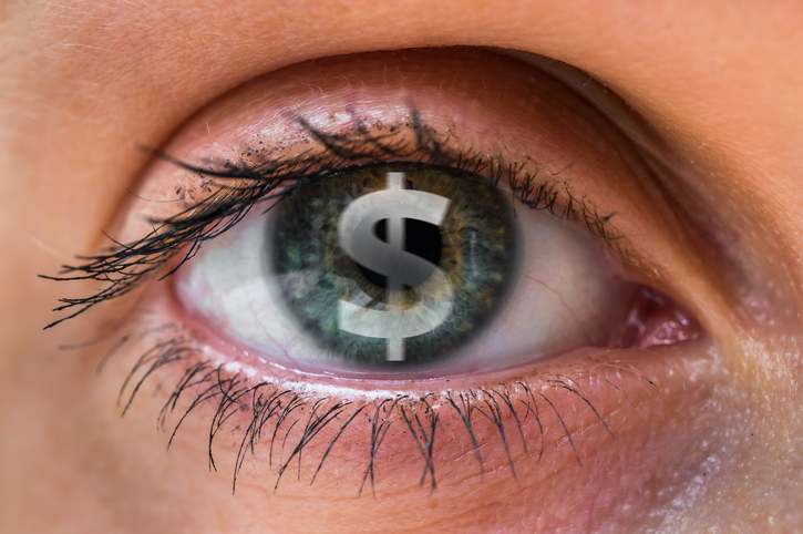 Don't Be Guilty Of Selling With Dollar Signs In Your Eyes