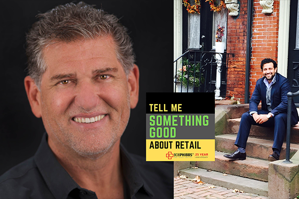 Retail Podcast 302: Jordan and Glenn Edwards On Being Entrepreneurial In Retail