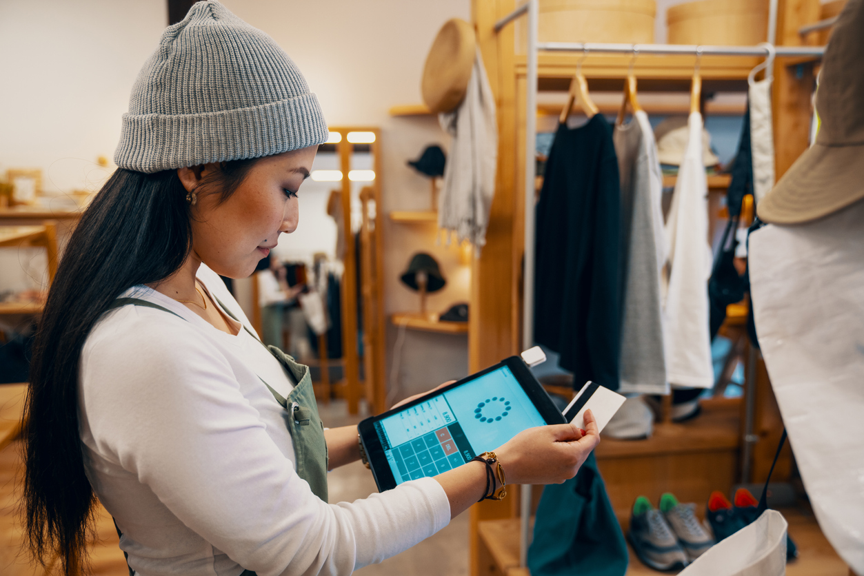 How Retailers Can Welcome, Not Fear, Technology